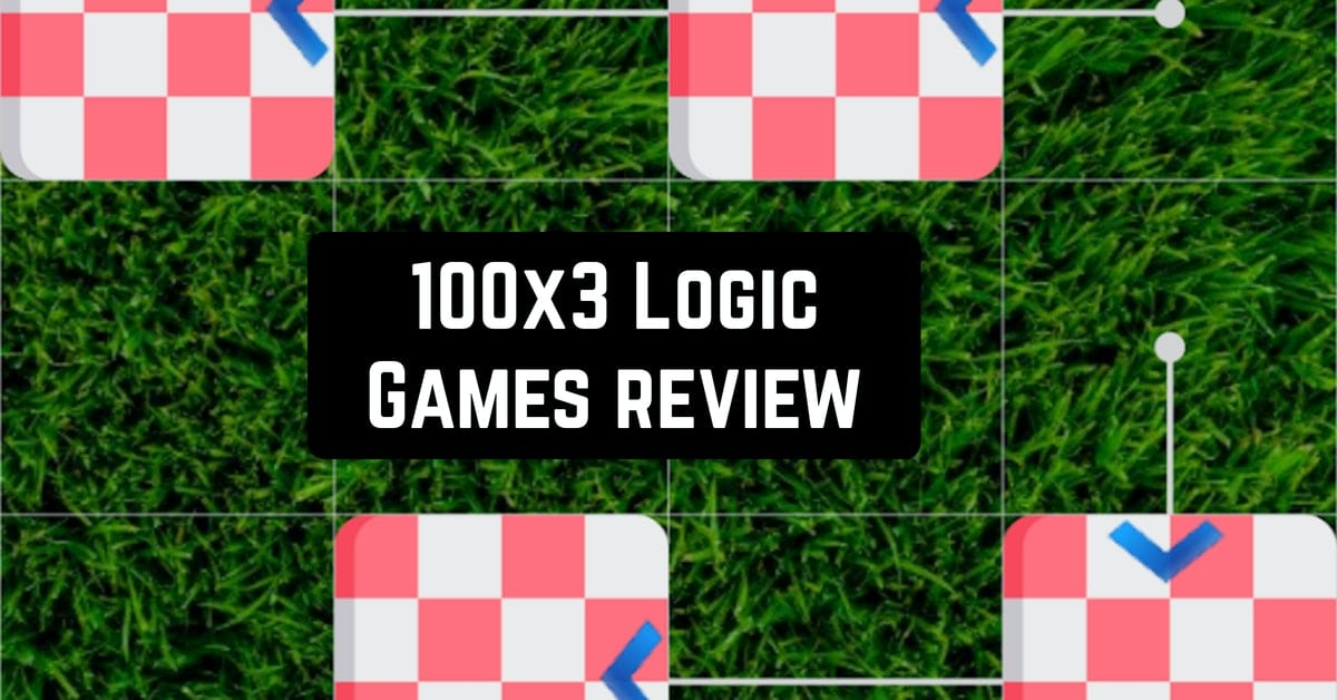 100x3 Logic Games review