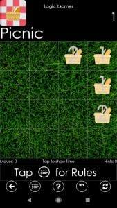 100x3 Logic Games screen 2