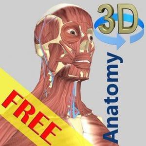 3D Bones and Organs logo
