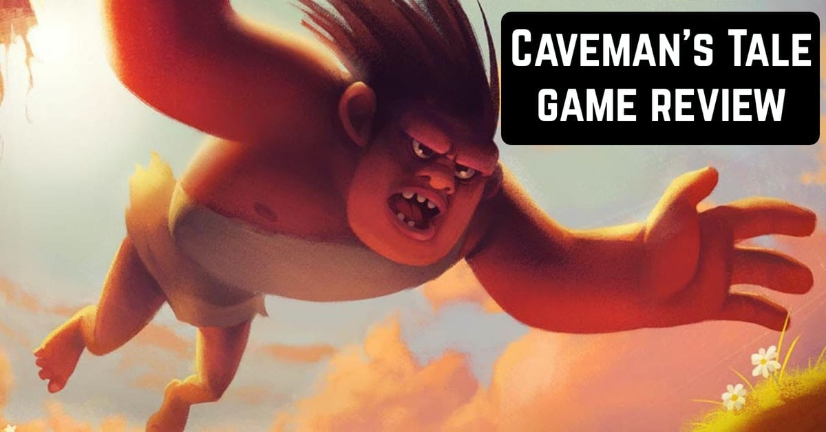 Caveman's Tale game review