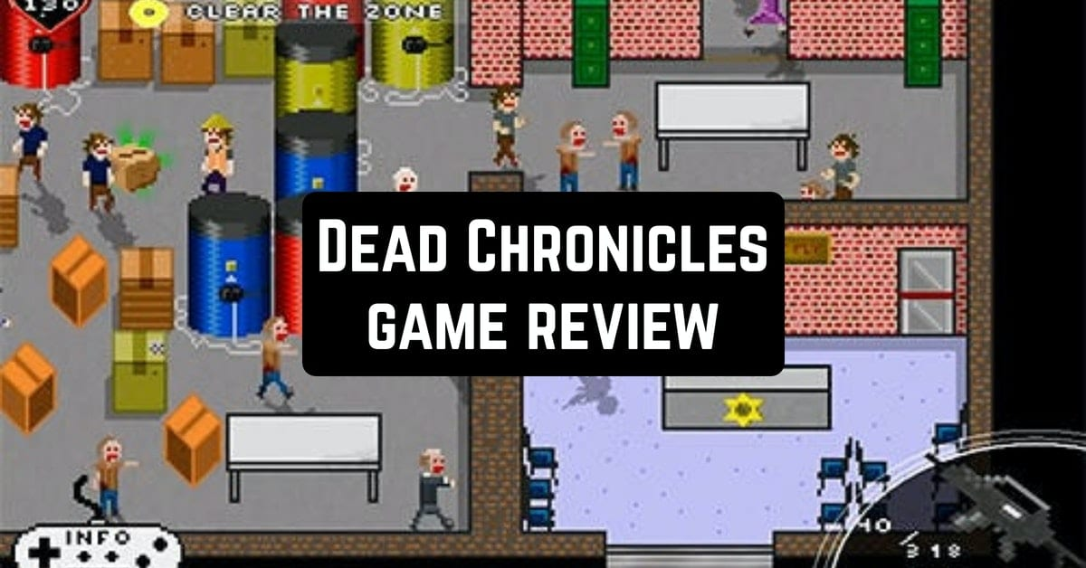 Dead Chronicles game review