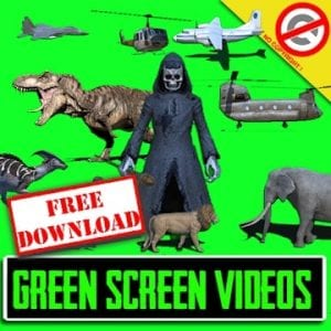 Free Green Screen Videos Download - FX Videos Free logo