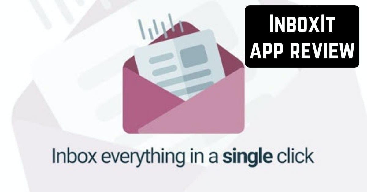 InboxIt app review