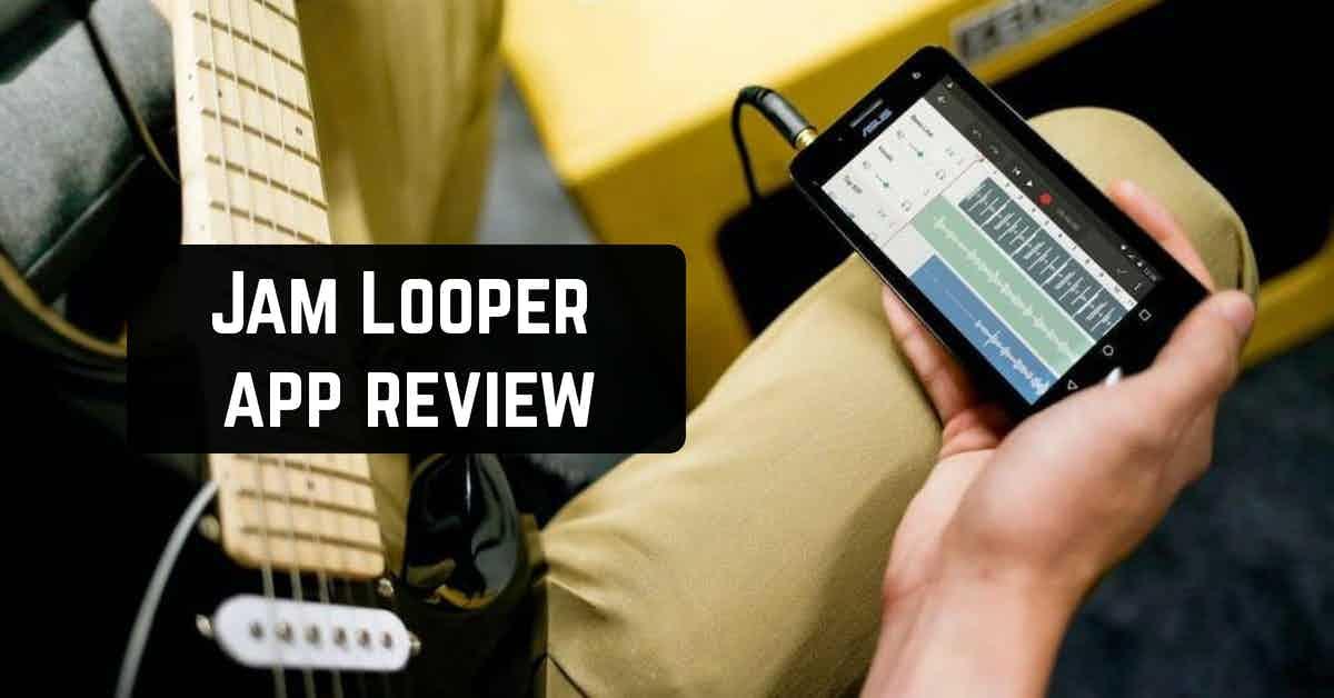 Jam Looper app review