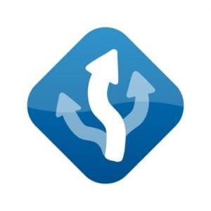 MapFactor Navigator logo