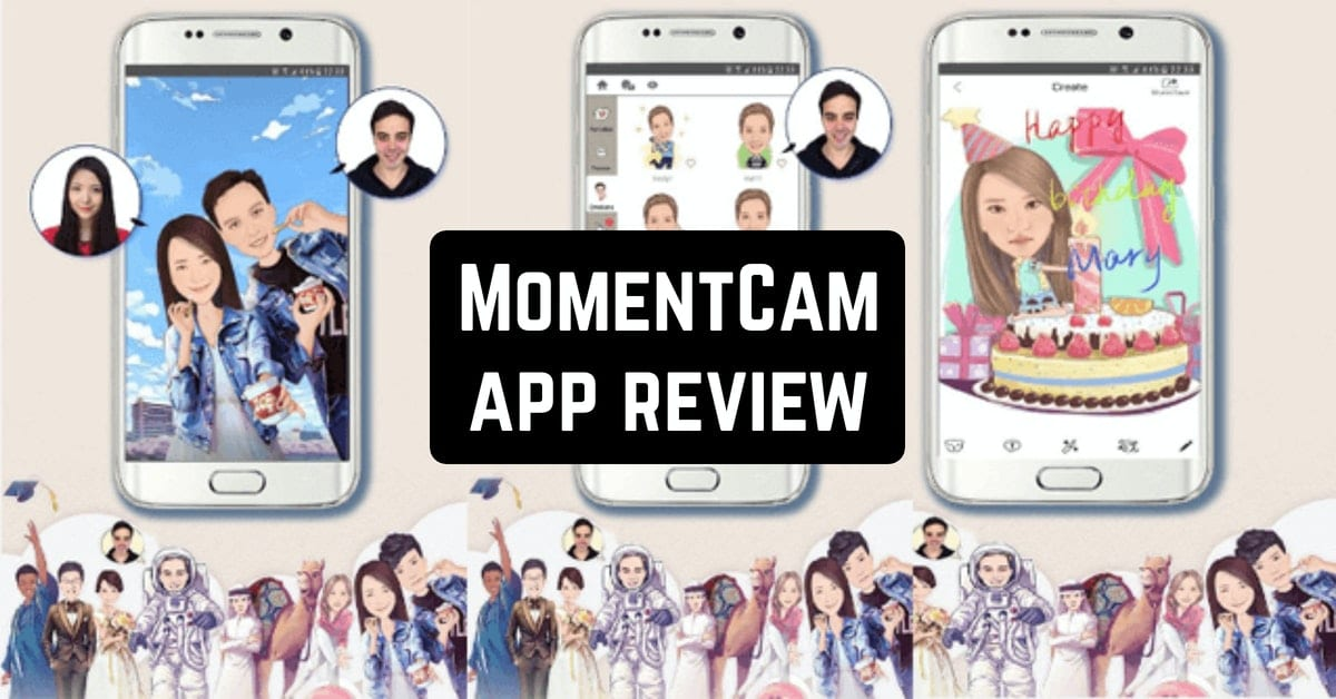 MomentCam app review