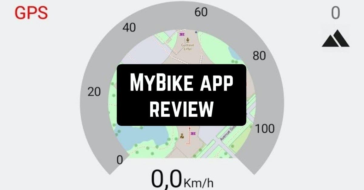 MyBike app review
