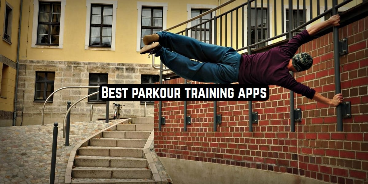 Parkour training apps