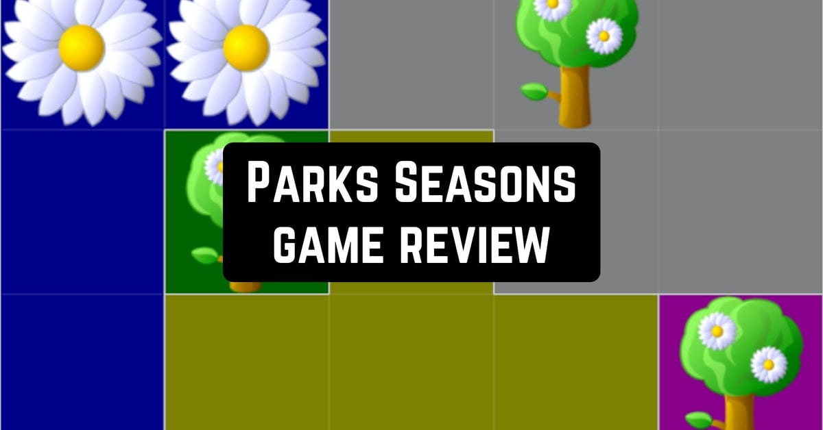 Parks Seasons game review