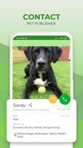 Pets Adoption: Adopt Dog, Cat or Post for Adoption screen 2