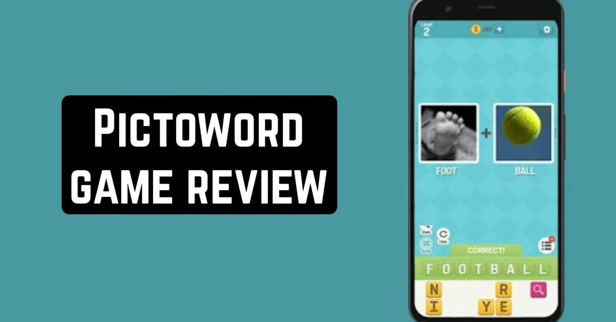 Pictoword game review