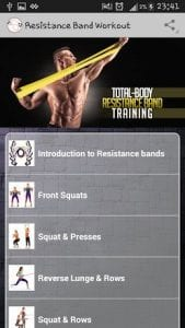 Resistance Band Workout_Interface