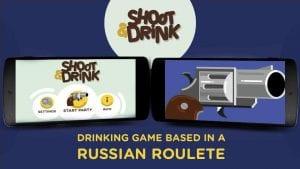 Shoot & Drink screen 1