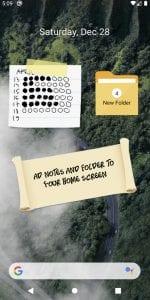 Sticky Notes W 3