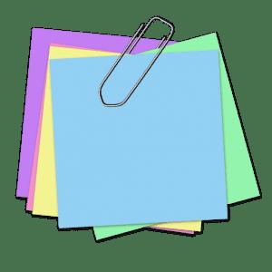 Sticky-Notes-Widget
