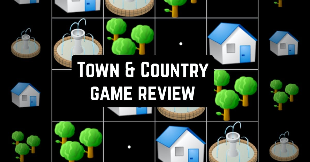 Town & Country game review