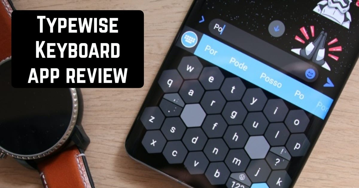 Typewise Keyboard app review