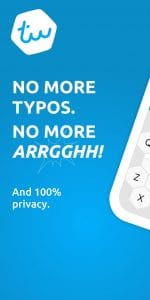 Typewise Keyboard screen 1