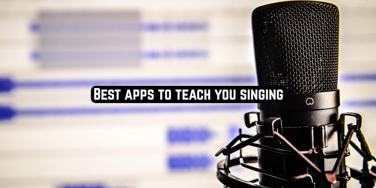 apps to teach you singing