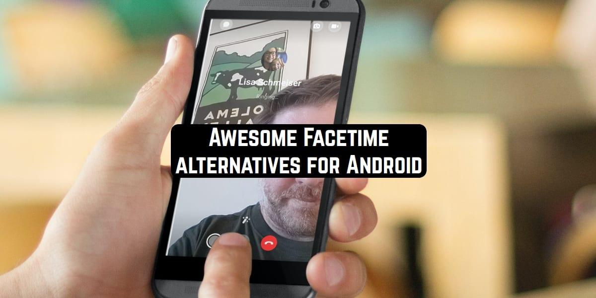 facetime alternative apps