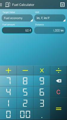 fuel economy calculator2