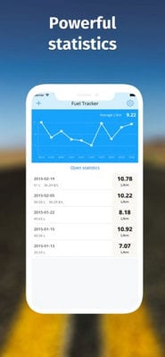fuel tracker gas and mileage log2