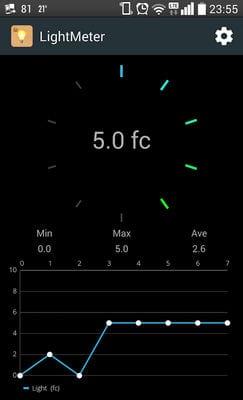 lux meter light meter2