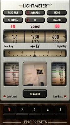mylightmeter pro2