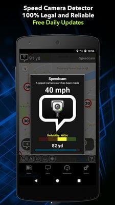speed camera detector free1