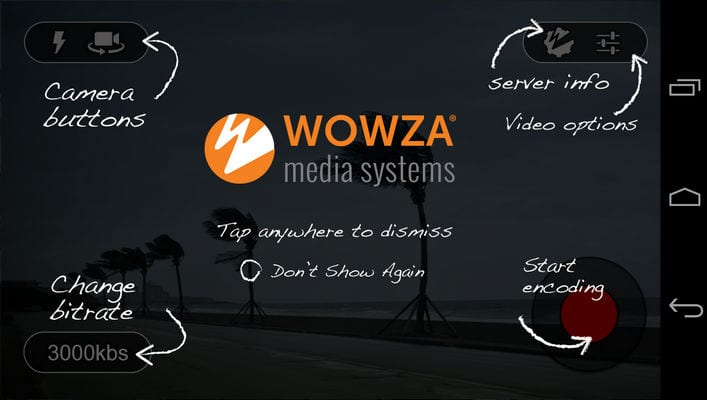 wowza gocoder