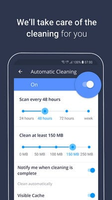 AVG Cleaner - Junk Cleaner, Memory & RAM Booster2