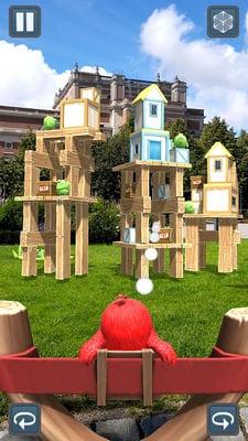 Angry Birds AR Isle of Pigs2