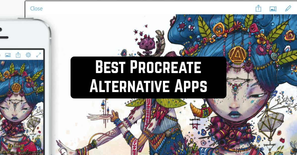Best Procreate Alternative Apps