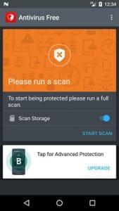 Bitdefender Antivirus Free1