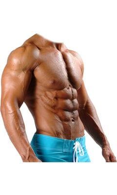 Body Builder Photo Suit1