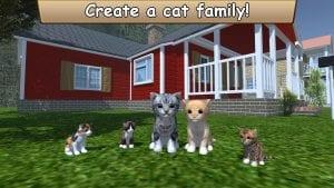 Cat Simulator - Animal Life screen 1