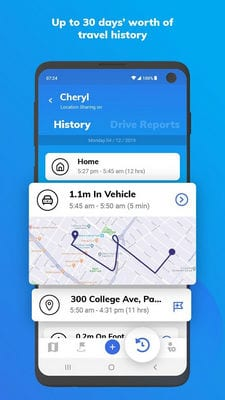 Connected - Family Locator - GPS Tracker1