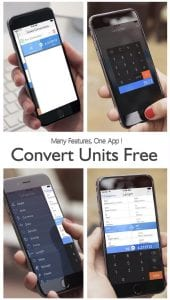 Convert Units for free