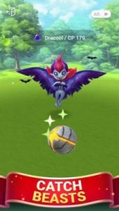 Draconius GO Catch a Dragon!2