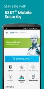 ESET Mobile Security & Antivirus1
