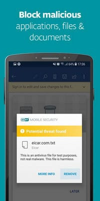 ESET Mobile Security & Antivirus2