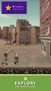 Fallout Shelter screen 1