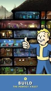 Fallout Shelter screen 2