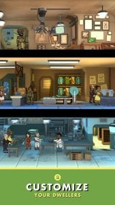 Fallout Shelter screen 3