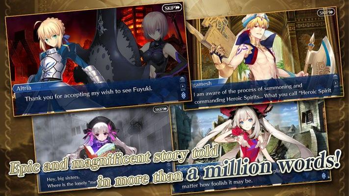 Fate Grand Order1