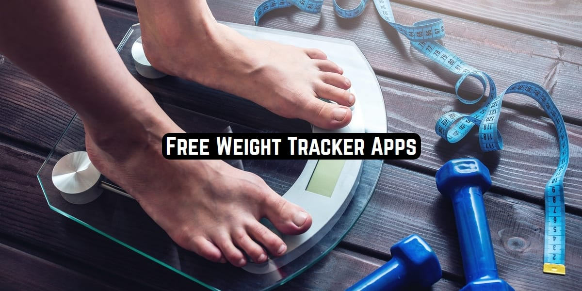 Free Weight Tracker Apps