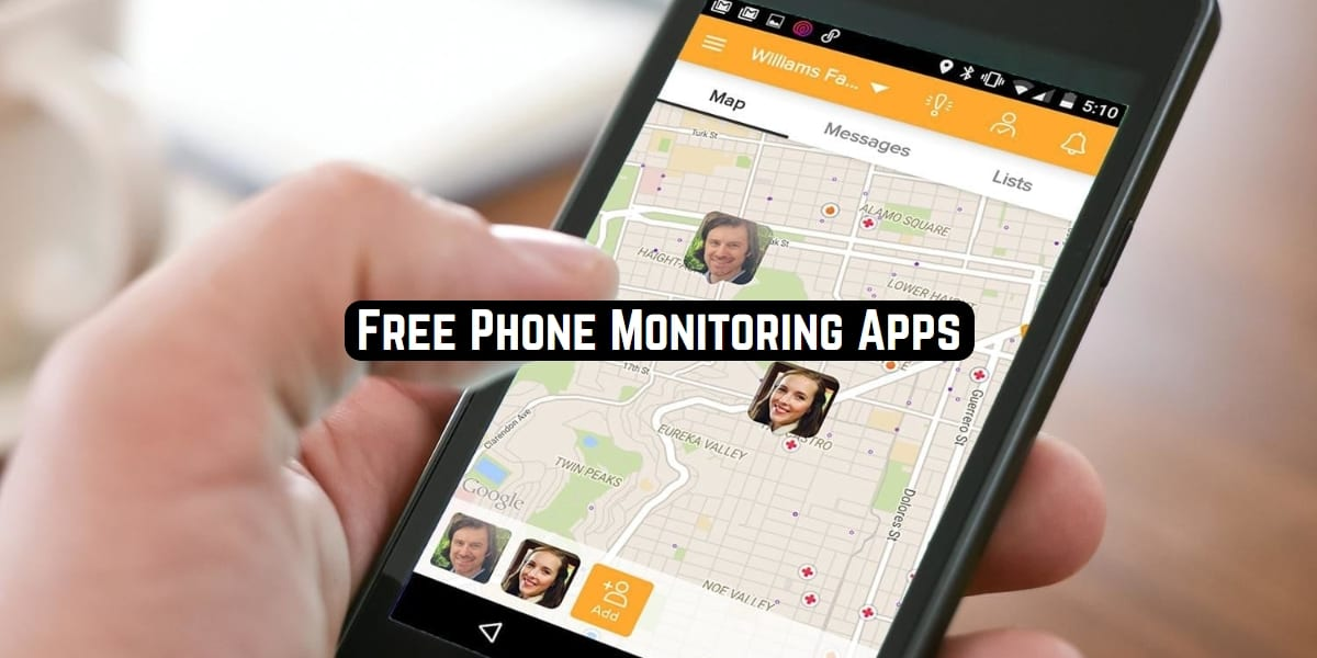 Free phone monitoring apps