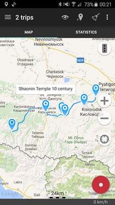 Geo Tracker - GPS tracker2
