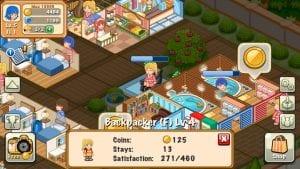 Hotel Story: Resort Simulation screen 1