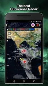 Hurricane and Storm Tracker
